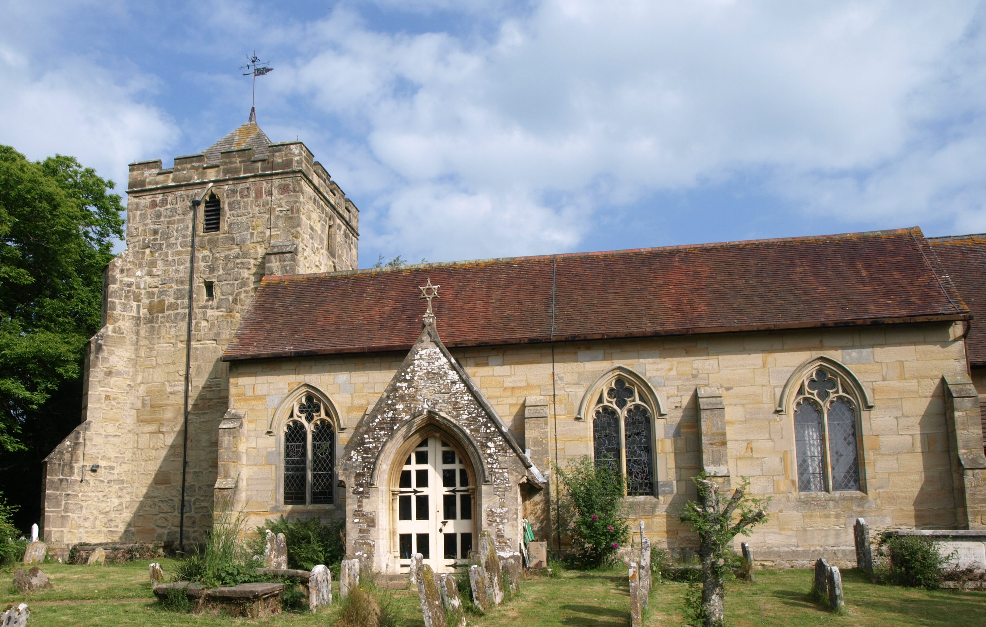 Sedlescombe Parish Church